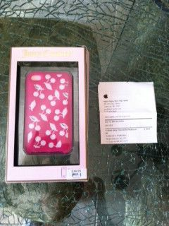 Juicy Couture iPod Touch 4th Generation Case