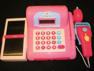 Just Like Home Talking Cash Register Pink Toys R Us Toys R
