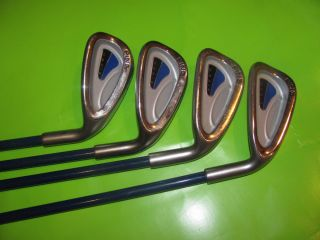 Ping Moxie Jr Iron Set Right Handed RH Golf Clubs Youth Junior Kids
