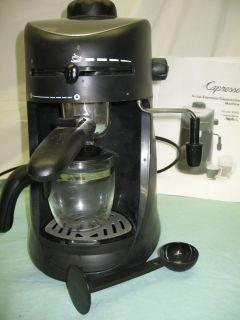 Jura Capresso 303 4 Cups Coffee Espresso Combo