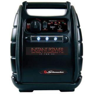 Schumacher Battery Jump Starter Car Truck Portable