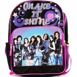 Victorious Victoria Justice School Backpack Book Bag Tori Vega