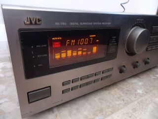 JVC RX 715VTN Digital Surround System Home Stereo Receiver