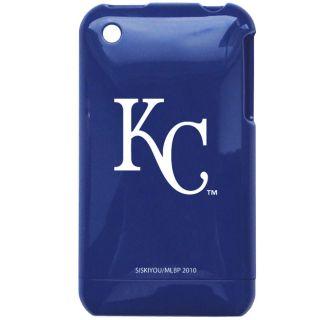 Kansas City Royals Apple iPhone 3G 3GS Faceplate Hard Protector Case