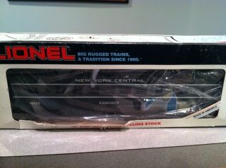 Lionel New York Central Coach Car Kankakee