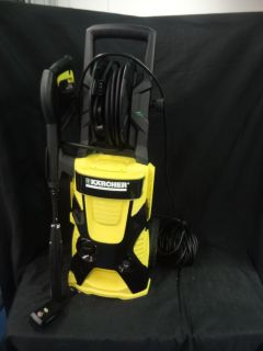 Karcher K 5 540 X Series 2000 PSI 1 4 GPM Electric Pressure Washer 25