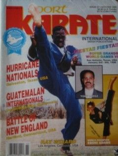 11 96 Sport Karate Martial Arts Kung Fu Ray Wizard