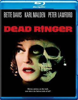 Ringer 1964 Bette Davis Blu Ray Karl Malden Peter Lawford Twins