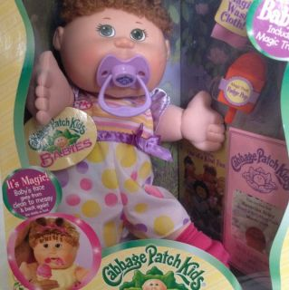 Cabbage Patch Kids Babies Messy Katarina Riley