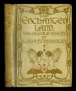 Katharine Cameron FAIRY TALES Scottish ART NOUVEAU 1st 1906 Glasgow