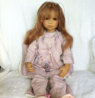 RARE Limited Edition 2002 Annette Himstedt Doll Katrin