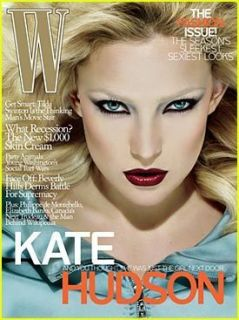 Magazine Kate Hudson Tilda Swinton Young Washington Social Turf Wars