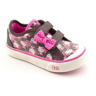 Keds Mimmy H L Hello Kitty Toddler Girls Size 7 Brown Athletic
