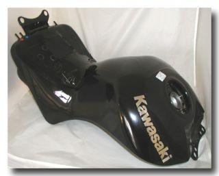 Kawasaki Parts ZX 14 zx14 ZX1400 ZX 1400 Ninja Gas Fuel Tank