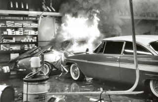 CHRISTINE John Carpenter Kelly Preston 1958 Plymouth Fury 12 Rare Pics