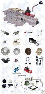 Keisler Tremec 5 Speed Transmission Kit Chevelle GTO