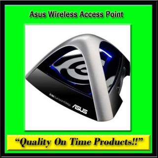 New Asus Wireless Access Point IEEE 802 11n Mbps WiFi Router Repeater