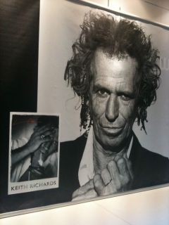 Keith Richards SIGNED 1st Edition and printing LIFE Rolling Stones Excellent
