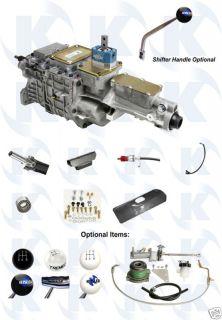 Tremec TKO 600 5 Speed Transmission Bel Air Rod Truck