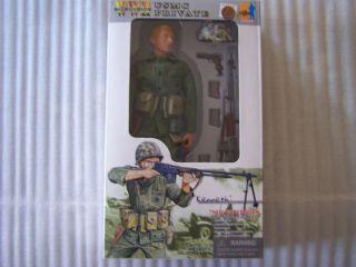 WWII USMC B A R Man Kenneth by Dragon Figure Toy 1 6th Scale