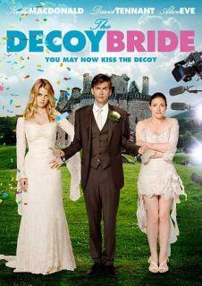 Decoy Bride DVD Alice Eve Kelly Macdonald David Tennant Sheree Folkson