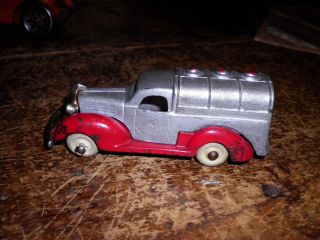 Extremely RARE Kenton Pontiac Gas Truck from 1936