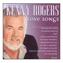 Kenny Rogers Love Songs CD Free Domestic Low International Shipping