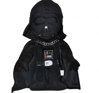 Licensed Darth Vader Pillowtime PAL 18 Stuffed Plush New with Tags