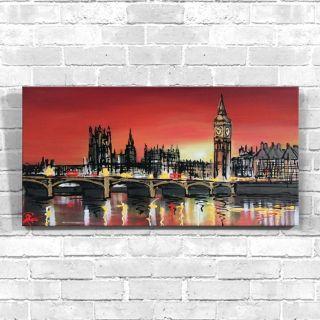 Original Paul Kenton Painting Official Sale by Artist