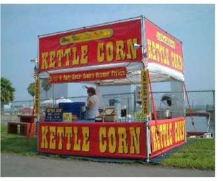 Kettle Corn Business,Popcorn Business