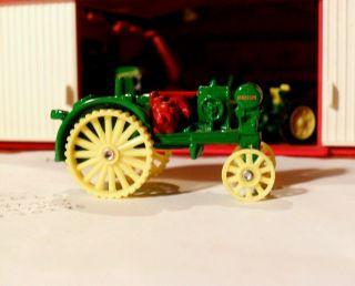 64 Ertl Farm Toy John Deere Tractor Vintage Kerosene
