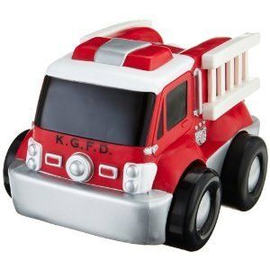 Kid Galaxy My 1st RC GoGo Fire Truck New Control Remote Radio Vehicles