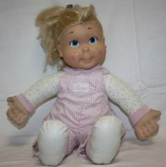 Vintage 1989 Kid Sister My Buddy Doll Playskool Hasbro Original
