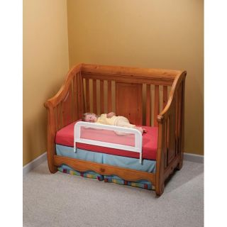 KidCo Convertible Crib Toddler Bed Rail 13 High Baby Child Safety Gear