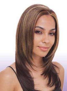 Keyshia FreeTress Equal Lace Front Wig Long Wig