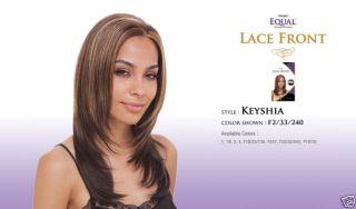 FreeTress Equal Lace Front Wig Keyshia 1