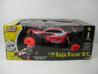 Kid Galaxy World of Wheels 1 10 RC Baja Racer Baja Bandit 27 MHz