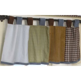 Cocalo Sports Fan Baby Kids Collection 1 Window Valance 53 Across w A