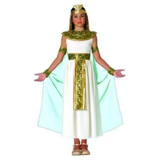Egyptian Queen Cleopatra Dress Girls Child Costume New