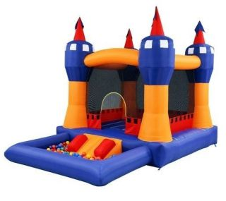 Kingdom Commercial Inflatable Bounce Play House Kids Jump Heavy Duty