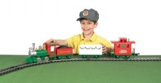 Scale LiL Big Haulers North Pole Express Kids Train Set New