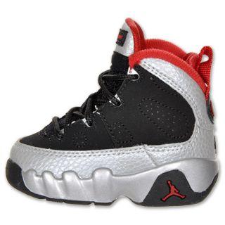 Nike Air Jordan 9 IX Retro Kilroy Black Red TD Kids Toddler Baby size