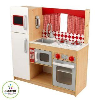 Suite Elite Kids Imaginative Pretend Play Wood Kitchen 53216