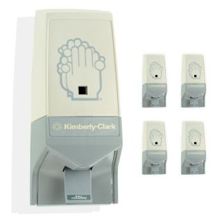 Pack Kimberly Clark 800 ml Wall Mount Hand Soap Dispenser