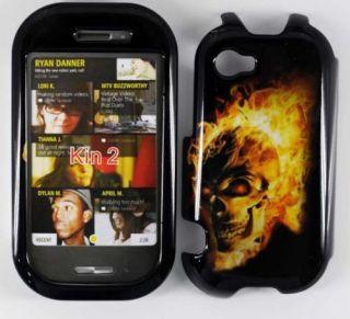 FSkull Cover Case for Microsoft Sharp Kin Two 2
