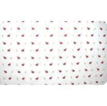 Kids Line Lady Bug Baby Crib Sheet New