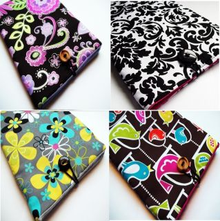 Handmade Kindle Case Cover Sleeve   Kindle Nook and Small Tablets U