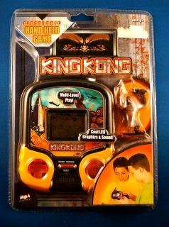 KING KONG electronic handheld game by MGA. Electronics. Good Working