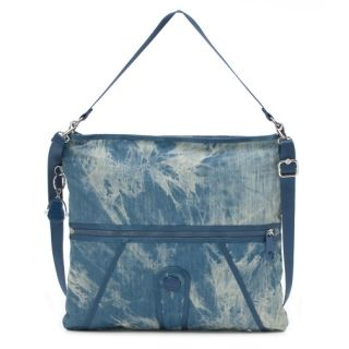 Kipling Abetha Handbag Shoulder Bag Wiki Denim