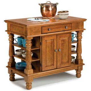 home styles kitchen island white oak meijer. Black Bedroom Furniture Sets. Home Design Ideas